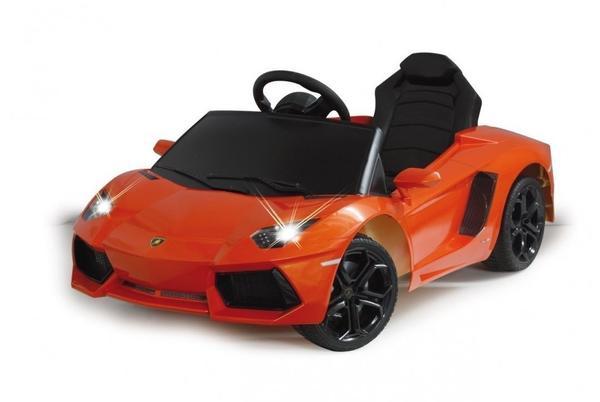 Jamara Ride-on Lamborghini Aventador orange (404605)