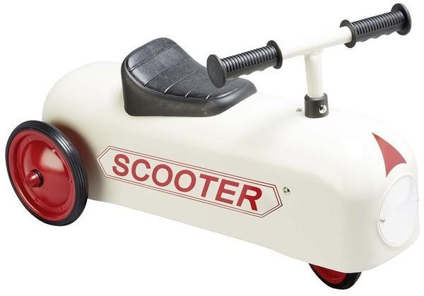 Goki Rutscher-Scooter Weiß