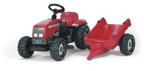 Rolly Toys rollyKid MF mit Anhänger (012305)