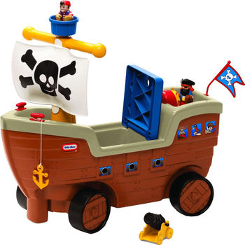 Little Tikes Play 'n Scoot Piratenschiff