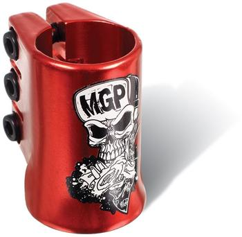 Madd Gear HATTER triple clamp red