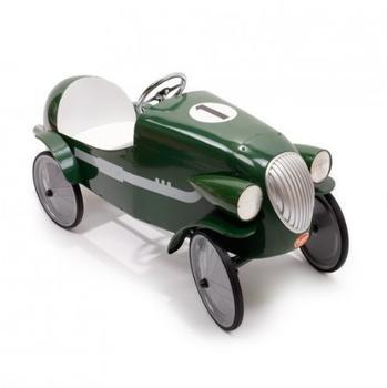 Baghera Le Mans grün