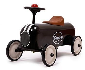 Baghera Racer schwarz (802)