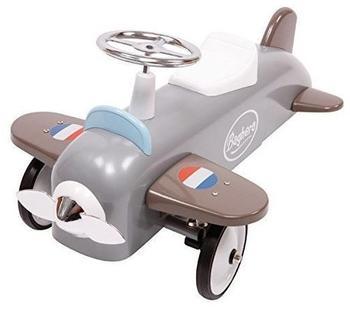Baghera Speedster Flugzeug grau