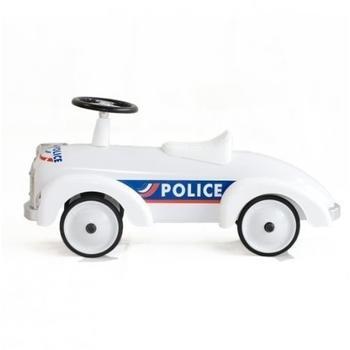 Baghera Rutscher Polizei