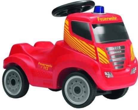 Ferbedo Truck Rutscher Iveco Magirus