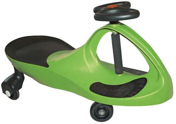 JH-Products Kids-CAR inkl. Flüsterrädern apfelgrün (40026)