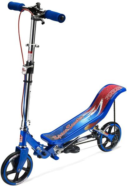 Space Scooter X 580 blau