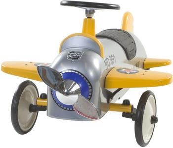 Retro Roller Aeroplane Charles
