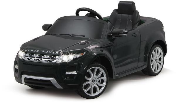 Jamara Ride-on Land Rover Evoque schwarz