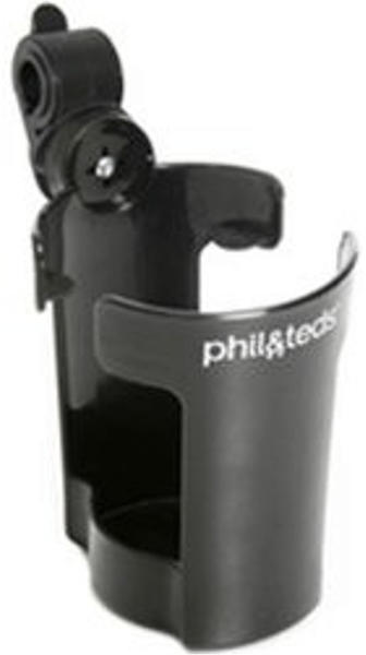 Phil & Teds Flaschenhalter + Kaffeehalter universal