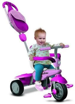 smarTrike Breeze GL Touch Steering 3 in 1 pink