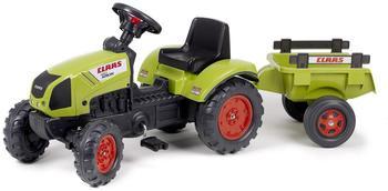 Falk Traktor Claas Arion 410 + Anhänger (2040C)
