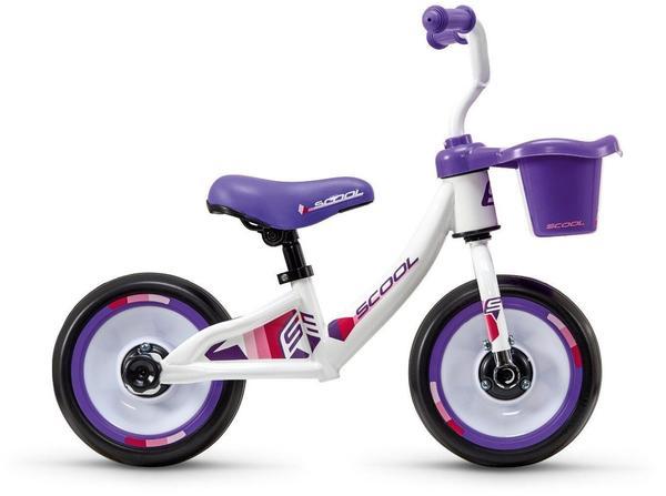 S'Cool pedeX 3in1 white/violett
