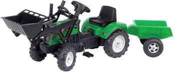 Falk Traktor RANCH TRAC mit Anhänger