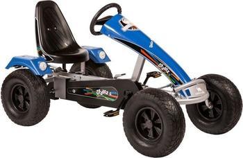 Dino Stylez AF mit Breitreifen silber/blau (S324)