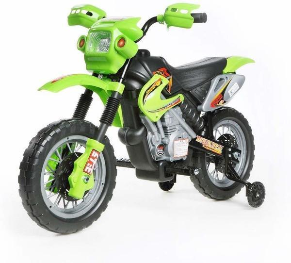 Mini Motocross - 6V Kids Electric Ride On Bike (Grün)