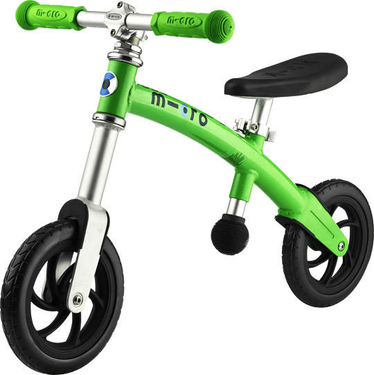 Micro Mobility G-Bike+ Light Grün