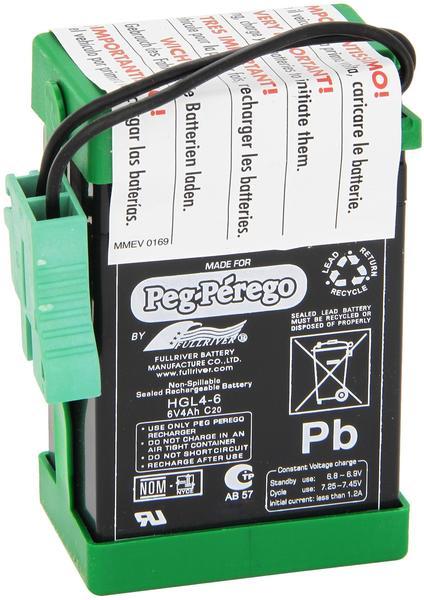 Peg Perego Batterie 6V 4,5Ah