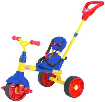 LITTLE TIKES Learn to Pedal 3-in-1 blau/gelb (634031)