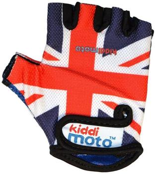 Kiddi moto Kids Bike Gloves Union Jack (M)
