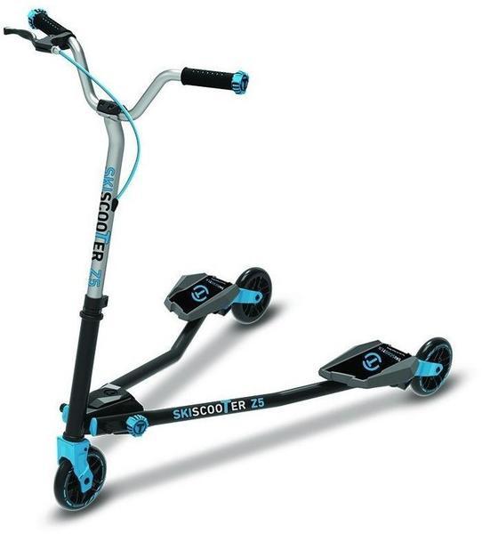 smarTrike Ski Scooter Z5 blau