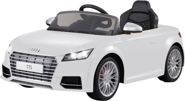 Jamara Ride-on Audi TTS Roadster weiß 2,4GHz