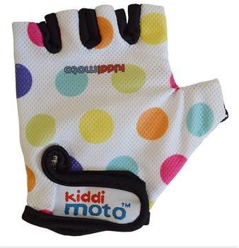 Kiddimoto kiddimoto GLOVES Pastel Dotty Size S