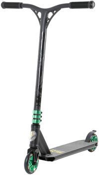 Star-Scooter Premium 110mm schwarz/grün