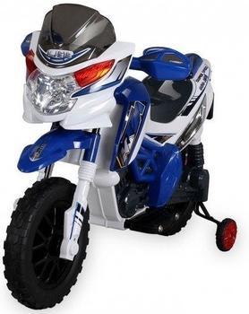 Actionbikes Elektromotorrad J518 blau