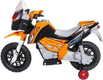 Actionbikes Elektromotorrad J518 orange