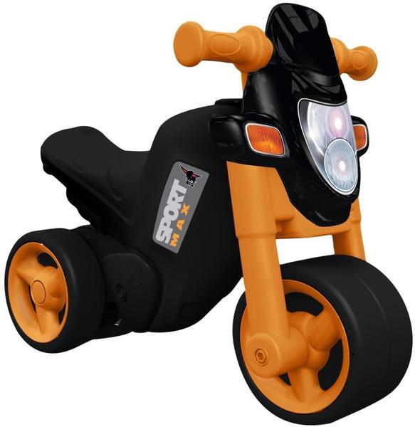 Big Sport-Bike schwarz-orange (800056361)