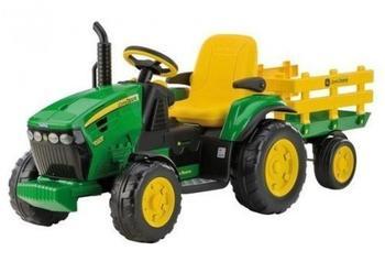 Peg Perego Traktor John Deere mit Anhänger