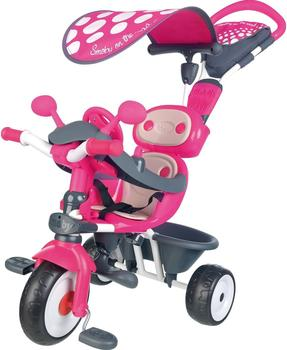 Smoby Baby Driver Komfort Pink (740600)
