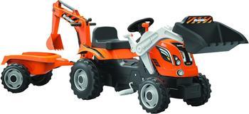 Smoby Traktor Builder Max (710110)