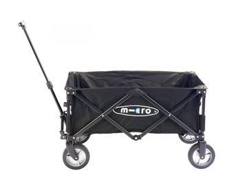 Micro Mobility Micro Wagen faltbar schwarz (MW0001)