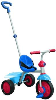 smarTrike Fun 2 in 1 blau-pink