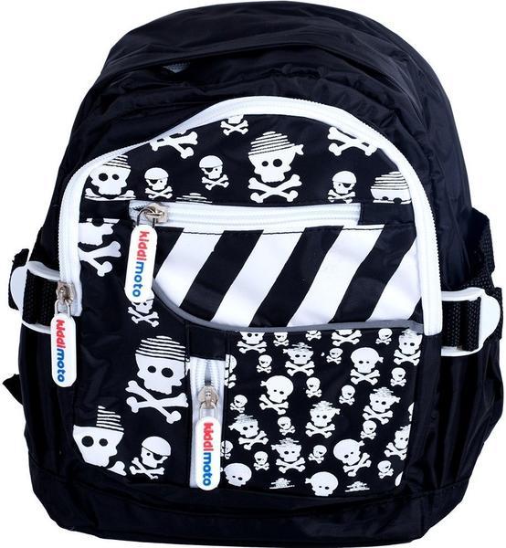 Kiddimoto Design Rucksack Skullz klein