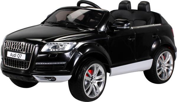 Actionbikes Audi Q7 Suv lizenziert schwarz (PR0016035-01)