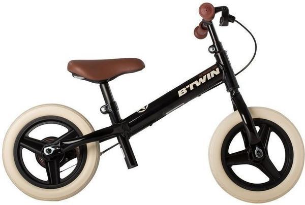 BTWIN Run Ride 100 schwarz