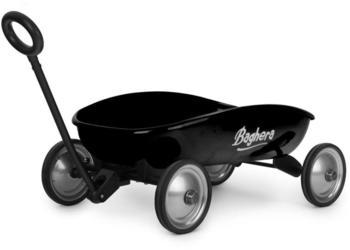 Baghera Handwagen aus Metall schwarz
