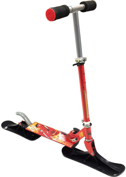 Stamp 2-in-1 Slide Scooter Cars