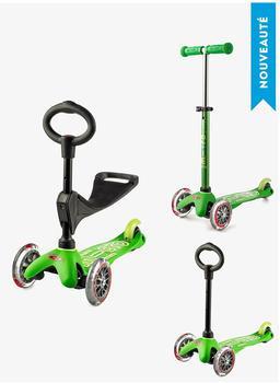Micro Mobility Mini Micro 3in1 Deluxe grün