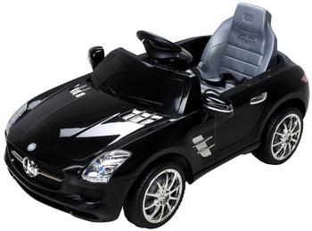 Actionbikes Kinder Elektroauto Mercedes Lizenziert SLS AMG schwarz (PR0017821-03)