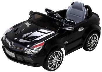 Actionbikes Kinder Elektroauto Mercedes Lizenziert SL 65 AMG schwarz
