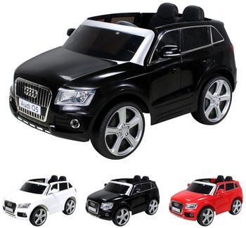 Actionbikes Kinder Elektroauto Audi Q5 lizenziert schwarz (PR0017860-03)