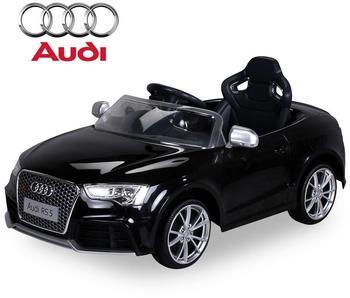 Actionbikes Kinder Elektroauto Audi RS5 Lizenziert schwarz (PR0017725-01)