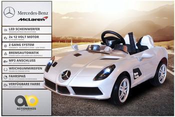 Actionbikes Kinder Elektroauto Mercedes Lizenziert McLaren Stirling Moss (PR0017877-01)