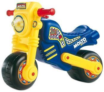 Molto Rutscher Crossmotor Kinderbike Laufrad Kinderfahrrad Kleinkinder Motorrad