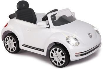 Jamara Ride-on VW Beetle weiß 27MHz 6V (460220)